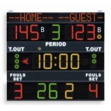 Табло для баскетбола Favero FS-130, FS-130N (FIBA)