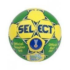 Мяч гандбольный Select кожаный