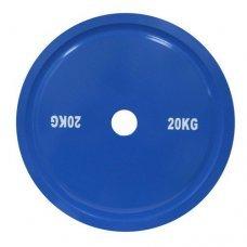 Диск для штанги соревновательный 20 кг DHS Olympic