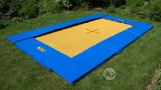 Батут Eurotramp Ground Trampoline