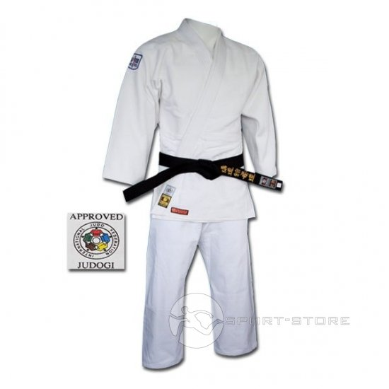 Кимоно для дзюдо Noris  WHITE TIGER CHAMPION IJF APPROVED