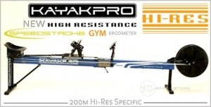 Тренажер для гребли на байдарке  200m High Resistance SpeedStroke GYM Kayak