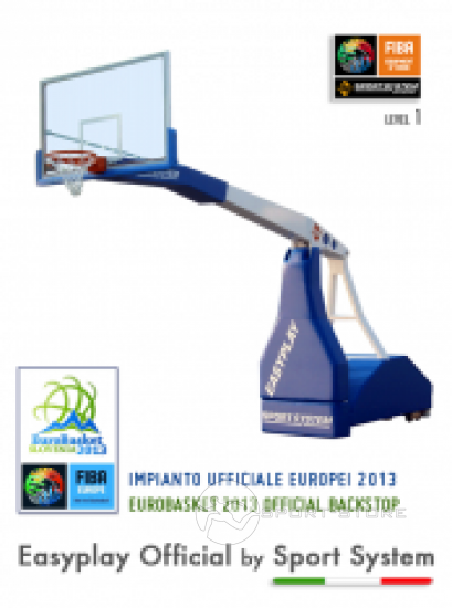 Стойка Sport System Easyplay Official (FIBA)